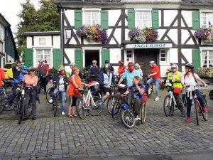 Traditionelle Radtour der SPD nach Bonn