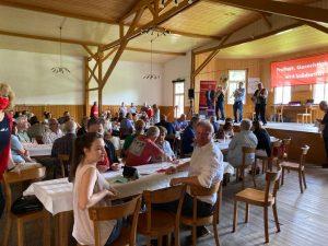 Stimmungsvoller Wahlkampfauftakt der SPD Bergneustadt