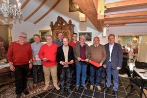 SPD feierte langjährige Mitglieder